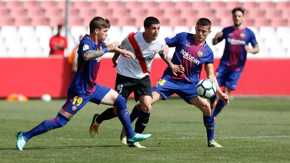 Liga 123La temporada del Sevilla Atlético y del Barça B deja mucho que  desear b095896cb4c
