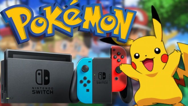 Pokemon Para Nintendo Switch Dara El Salto A La Octava Generacion