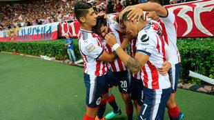 Chivas está a un paso del mundial de clubes.