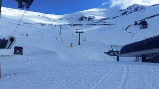 Valdezcaray da por concluido un gran invierno con mucha nieve y muchos...