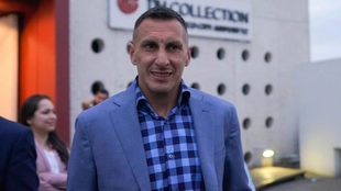 Christian Giménez aplaude la reunión con los dueños.
