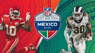 La NFL en México será en Monday Night.