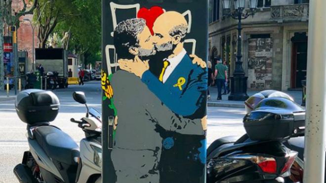 Resultado de imagen para guardiola y mourinho beso