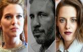 Kristen Stewart, Léa Seydoux y Denis Villeneuve, jurado de Cannes