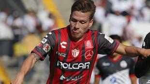 Fernando González en partido