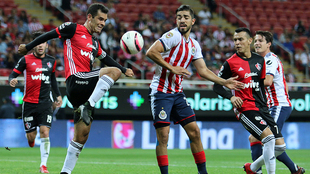 Márquez Álvarez se enfrentará a Chivas por última vez.