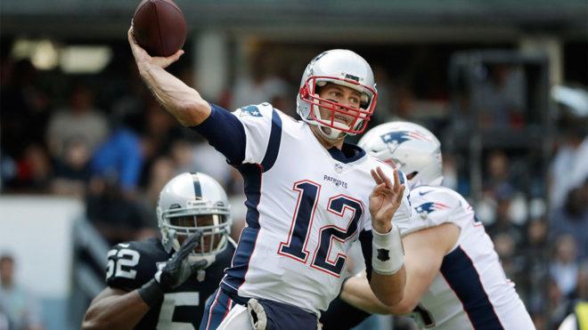 NFL  El calendario de los Patriots de Nueva Inglaterra para la ... eb305d35822