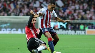 Clásico Tapatío del Apertura 2017.
