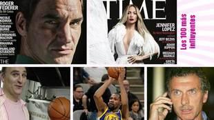 Time ha presentado su listado de las '100 personas más...