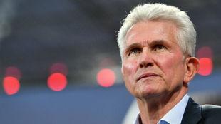 Heynckes, técnico del Bayern
