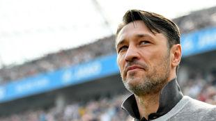 Niko Kovac, técnico del Eintracht Frankfurt