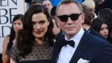 En la imagen, el actor Daniel Craig y su esposa, Rachel Weisz.