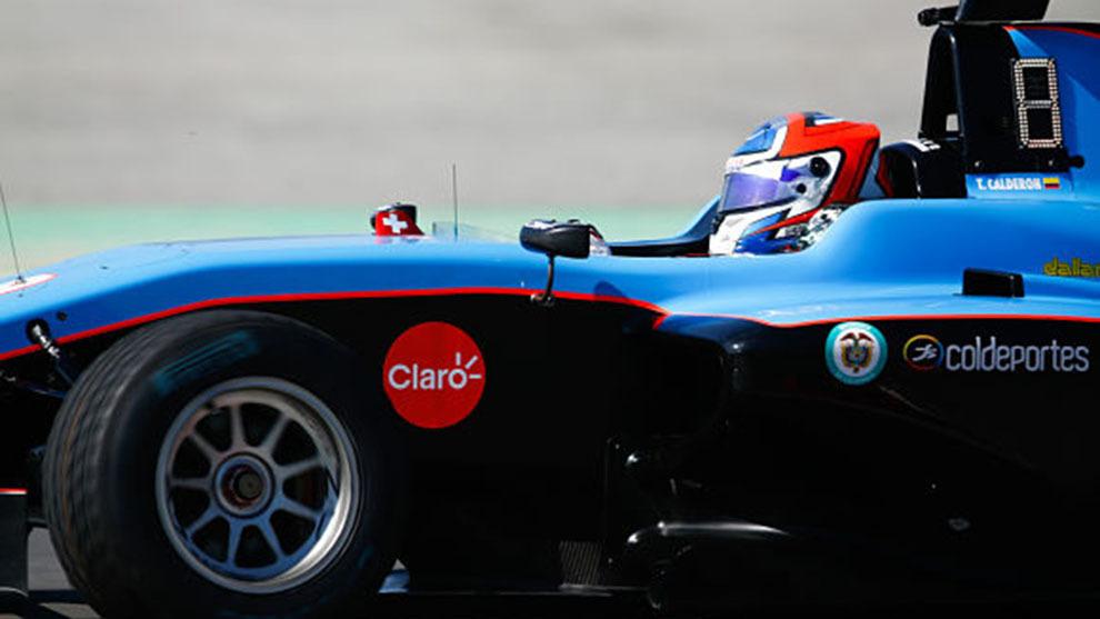 Cierra con nota alta en test de pretemporada de GP3