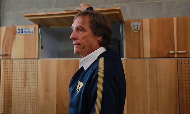 Ares de Parga continuará como presidente de Pumas