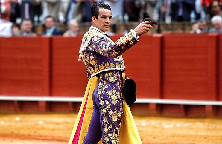 Manzanares cortó la única oreja con los de Juan Pedro.