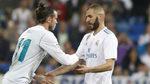Benzema y Bale, en la cuerda floja