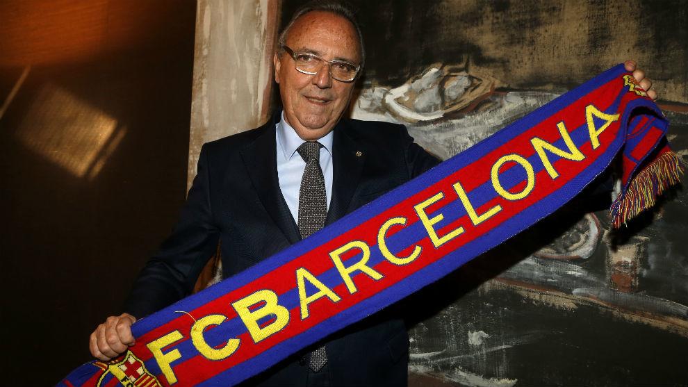Gaspart, expresidente del Barcelona