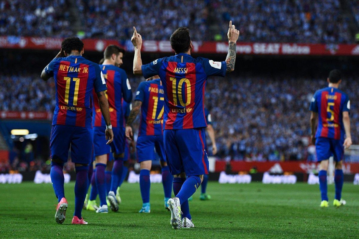 Final Copa del Rey 2018: Sevilla - Barcelona, en directo: Las ...
