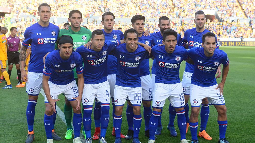 America Vs Cruz Azul >> Liga MX Apertura 2018: Alineaciones Cruz Azul vs Monarcas Morelia, jornada 16 torneo Clausura ...