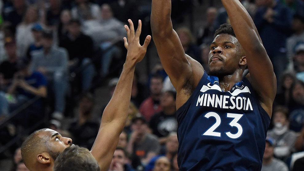 Playoffs NBA 2018: Timberwolves vs Rockets: Butler salva el honor tras más de 5.000 días 'sin ...
