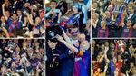 El detallazo de Messi con Iniesta en su última Copa