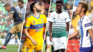 Varios delanteros buscarán dejar un mejor registro de goles en la...