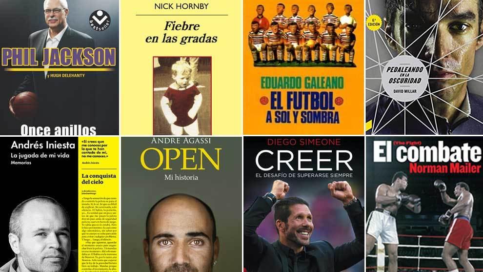 Los 23 Libros De Deporte Que No Puedes Dejar De Leer 23 De Abril Hoy Es El Día De Libro Y Para Marca Com