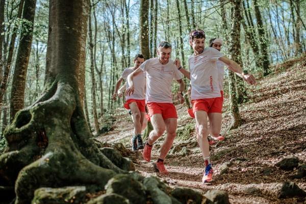 bas prix 4de57 a7837 Trail running: El Salomon Team 2018 se pone en marcha ...