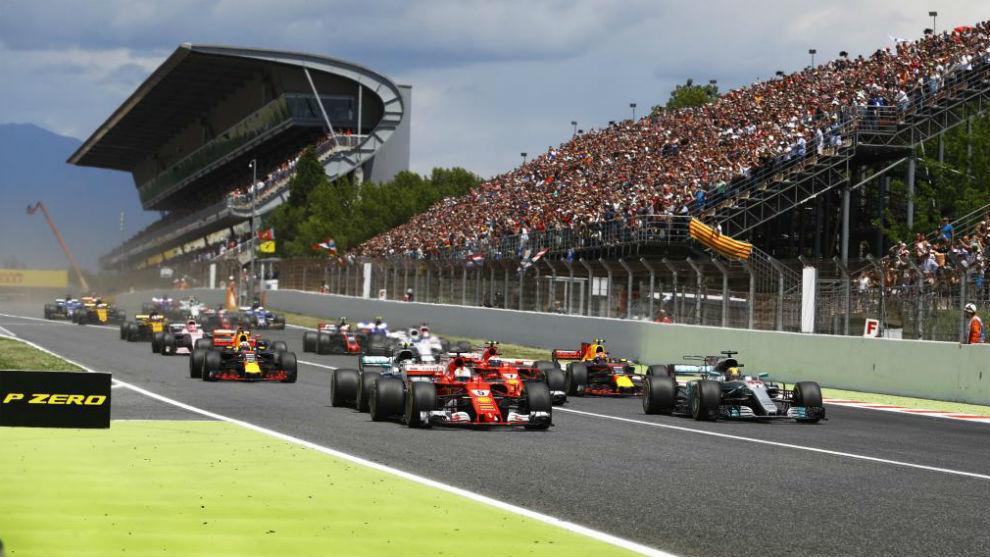 Resultado de imagen de GP ESPAÑA F1 2019