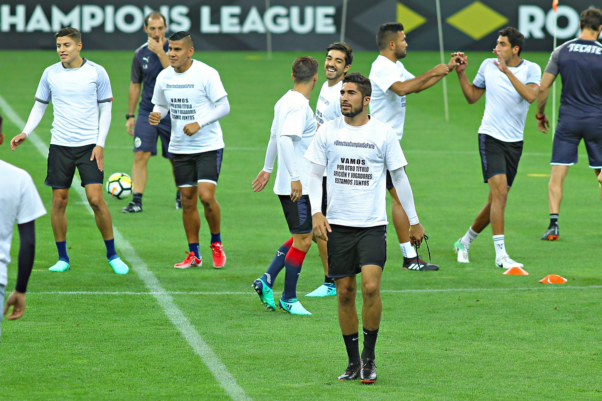 Los futbolistas expresaron nuevamente su molestia.