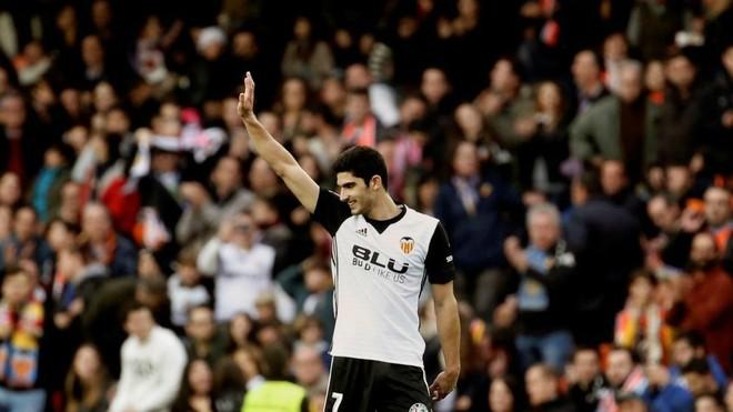 Camiseta Valencia CF Gonçalo Guedes
