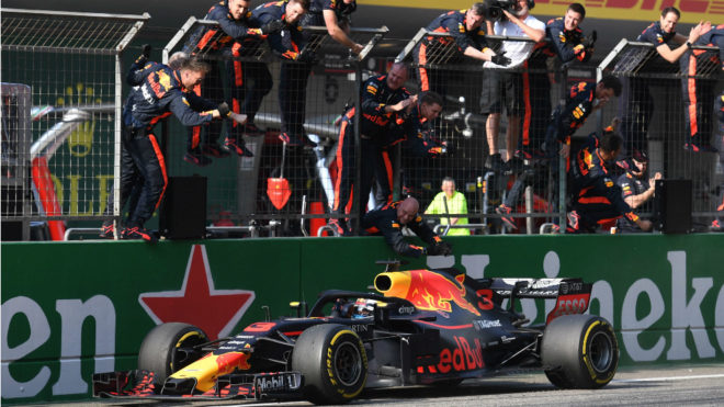 F1 News Honda Divides Opinions At Red Bull Marca In English