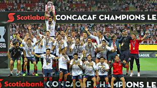 Chivas, el nuevo campeón  de Concacaf