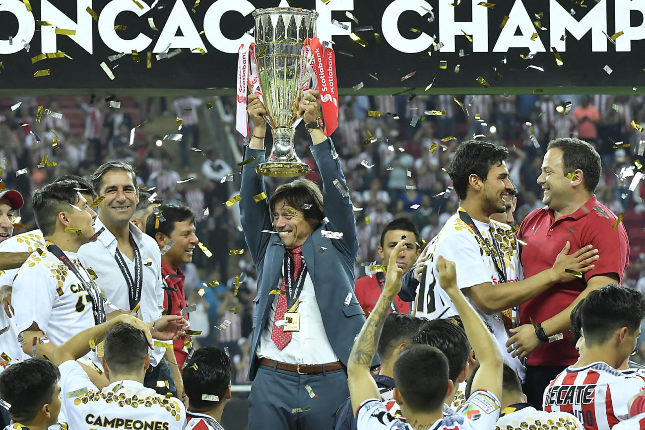 Image result for concacaf chivas