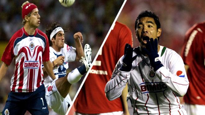 Las Chivas perdieron las finales de Concachampions 2007 y Libertadores...