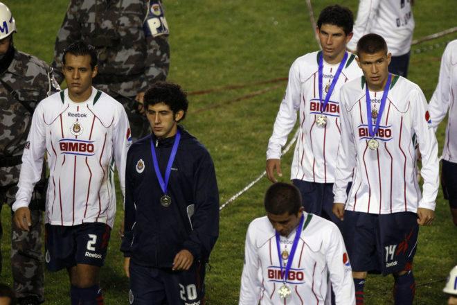 Las Chivas se quedaron con el subcampeonato en Sudamérica