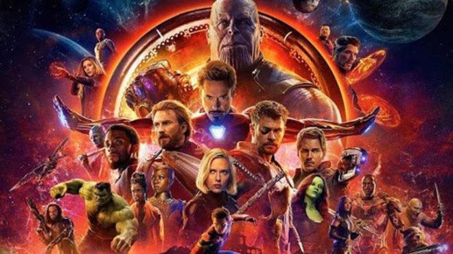 Avengers Infinity War se estrena este 27 abril en México.