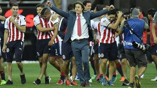 Chivas se une al dominio mexicano en Concacaf