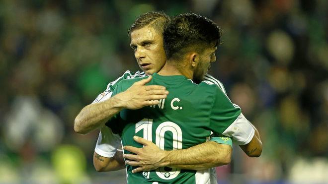 best service bd7cf 7dbea LaLiga - Real Betis: Joaquin: Dani Ceballos could do a great ...