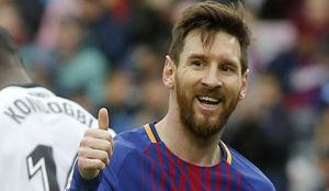 Messi wins branding battle against Massi