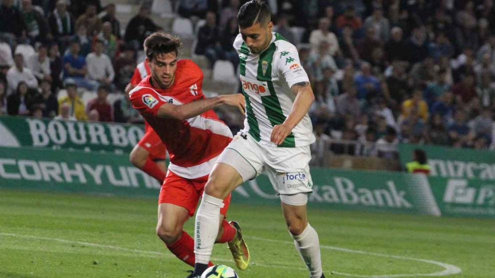 Guardiola, durante el choque ante el Sevilla Atlético.