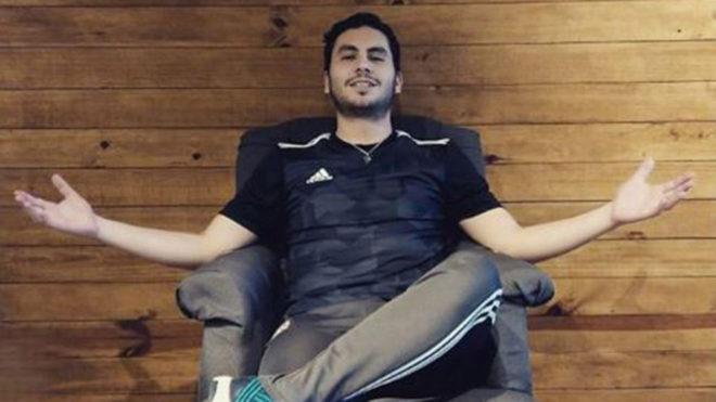 Ulibarri se vestirá de Xolo para el próximo Mundial de Clubes.