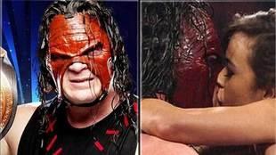 Kane, el primer luchador en la historia en ganar tres títulos...