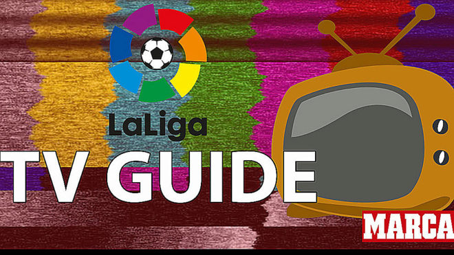 Football: TV Guide - LaLiga Week 35 - MARCA in English