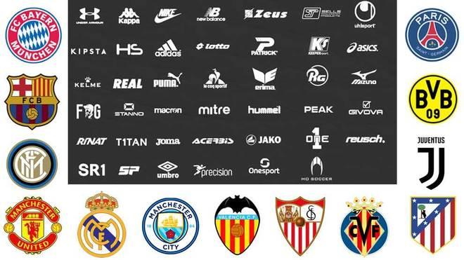 FÚTBOLAdidas y Nike que dominan en las grandes Ligas europeas b08e2968e96ec