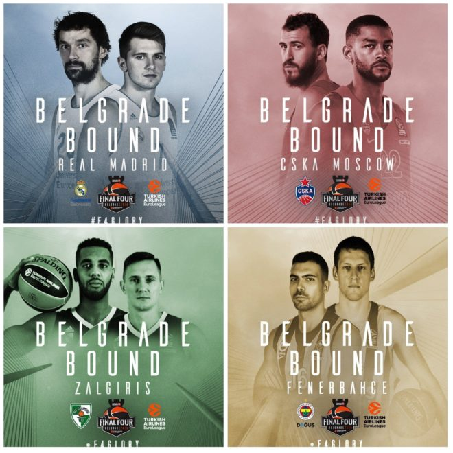 Resultado de imagen de F4 Belgrado 2018