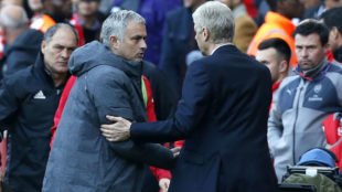 Wenger: My rivalry with Ferguson boiled over at times