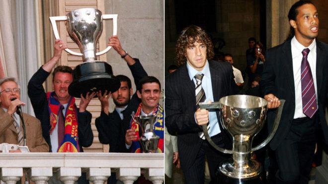 Barcelona: Barca's Dutch Impact: From Van Gaal To