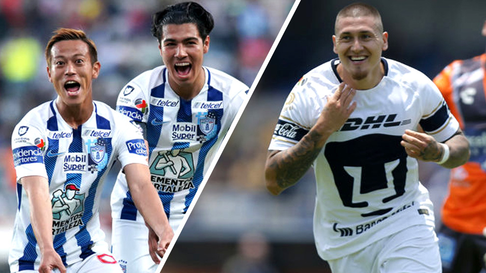 Liguilla Clausura 2018  Pachuca y Pumas 3f8974c5aae2a