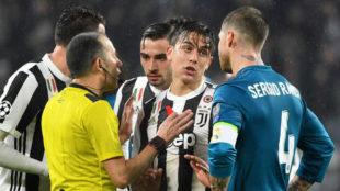 Cakir will referee Real Madrid vs Bayern Munich